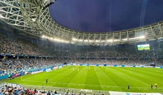 «Локомотив»— «Крылья Советов» вНижнем Новгороде: 1:1 после первого тайма