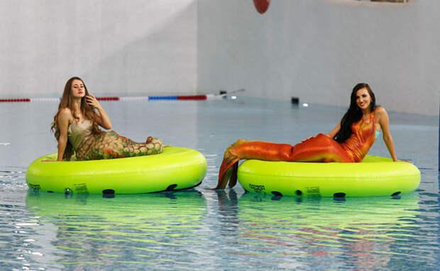 Отмена справок в бассейн: кто контролирует грибок и педикулез?