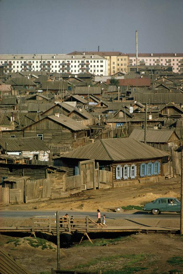 Реальный СССР на фото американского фотографа.