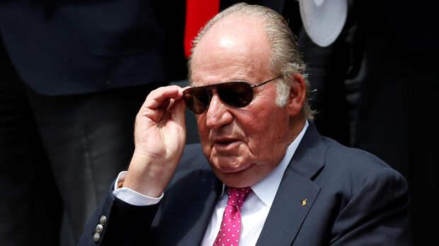 В Испании начали налоговую проверку экс-короля страны Хуана Карлоса I
