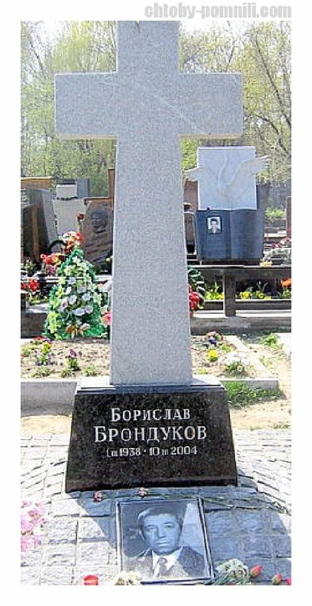 Брондуков Борислав Николаевич. Чтобы помнили! artist, чтобы помнили