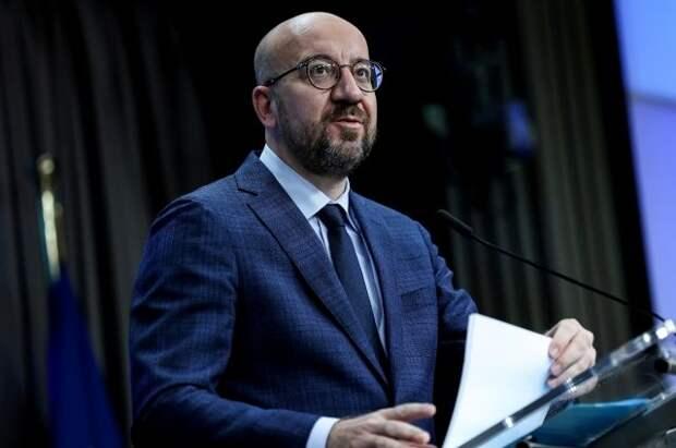 Глава Евросовета объявил о начале процесса реализации санкций против Минска