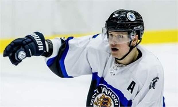 """""""Северсталь"""" предложила первому эстонскому хоккеисту в КХЛ в разы больше, чем он получал"""