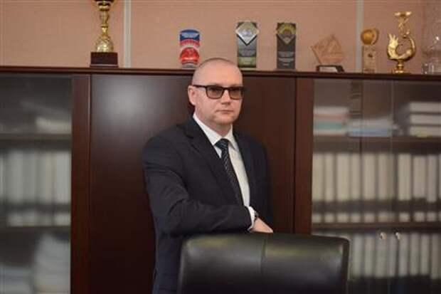 """""""Акрон"""" назначил на должность исполнительного директора Олега Тихонова"""