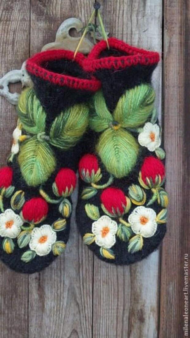 вышивка-на-трикотаже-вышивка-на-вязаных-вещах-вышивка-шерстью (320x569, 185Kb)