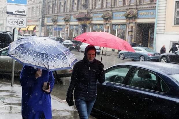Стало известно, когда в России выпадет первый снег