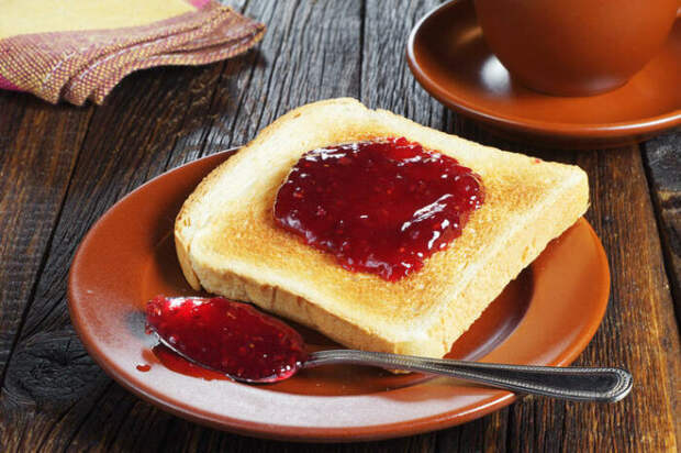 Вкусный, но не особо полезный завтрак. /Фото: foodandmood.com.ua
