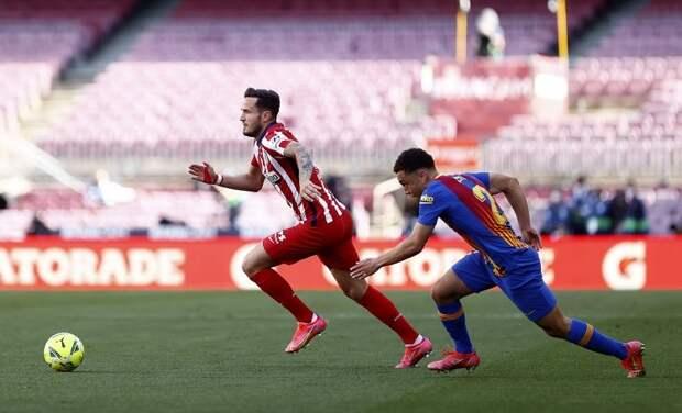«Барселона» и «Атлетико» раскатали нулёвку. В пользу «Реала»?