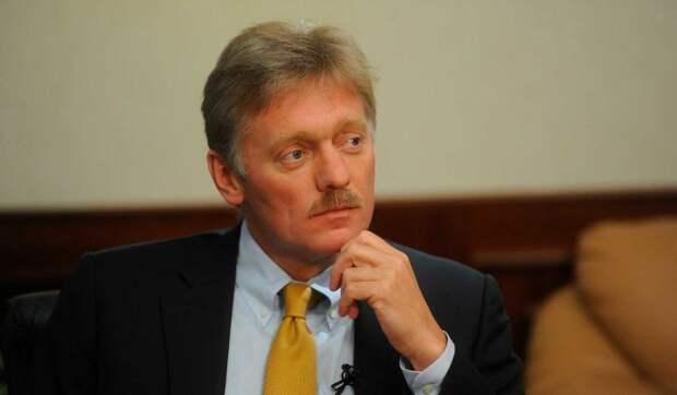 Песков высказался о назвавшем себя Путиным главе Коми