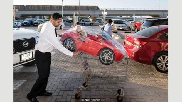 Жизнь богачей Дубая
