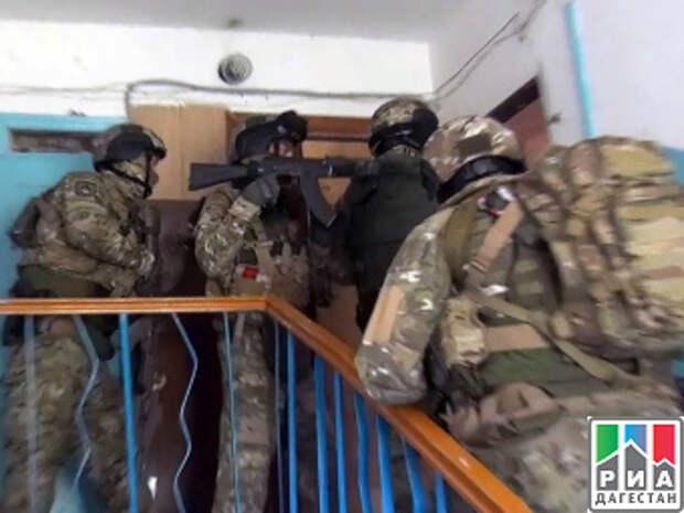 В Дагестане правоохранители предотвратили теракт