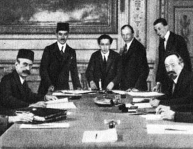Как советская власть спасла армянский народ