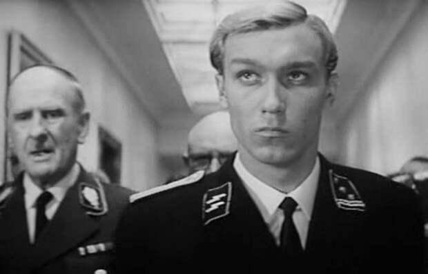 Кадр из фильма *Щит и меч*, 1968 | Фото: kino-teatr.ru