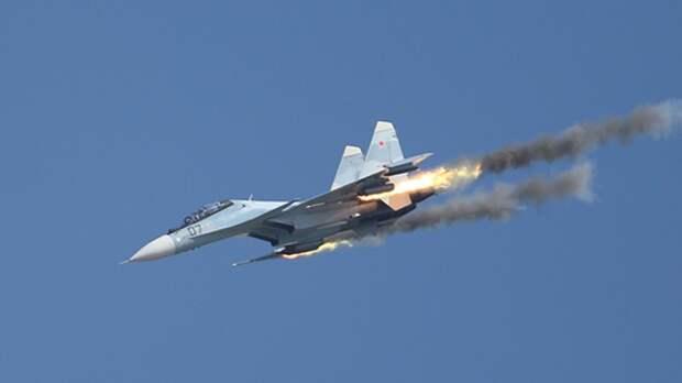 Летчики ЗВО заступили на боевое дежурство в Курской области