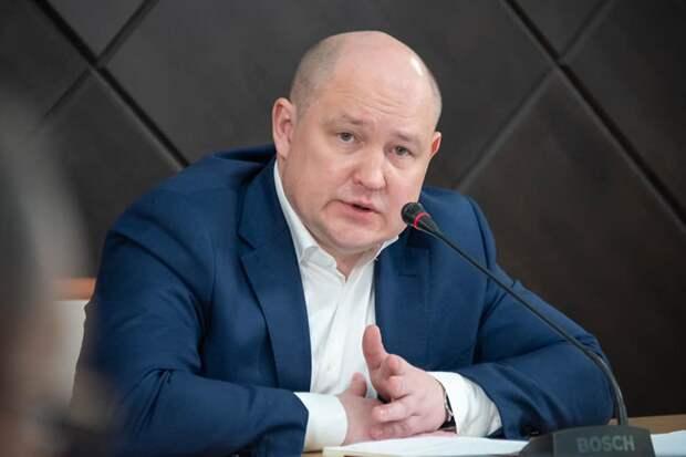 Севастопольская команда Развожаева отправлена в отставку