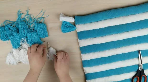 Полезная, бюджетная и функциональная переделка старого свитера