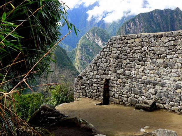Мачу Пикчу - затерянный город инков