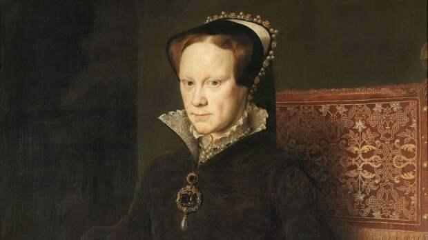 История «Кровавой Мэри» — первой королевы Англии МарииТюдор