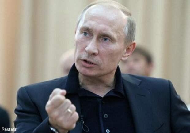 За что можно любить и ненавидеть Путина?