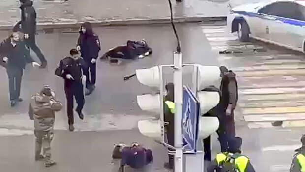 Ответственность за расстрел полицейских в Грозном взяла на себя организация ИГ