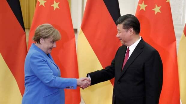 Американские СМИ: Для победы в холодной войне с Китаем США нуждаются в Германии