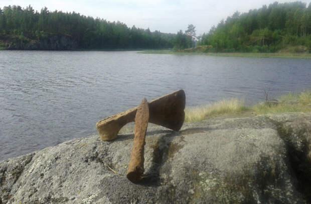 На Мысе смерти в Карелии нашли захоронение времен викингов