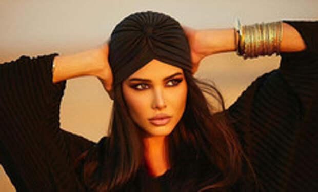 Путь на Восток: 10 самых «скромных», но эффектных образов Анастасии Решетовой
