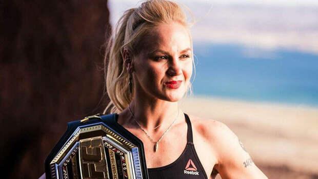 Шевченко провела защиту титула UFC, нокаутировав Андраде