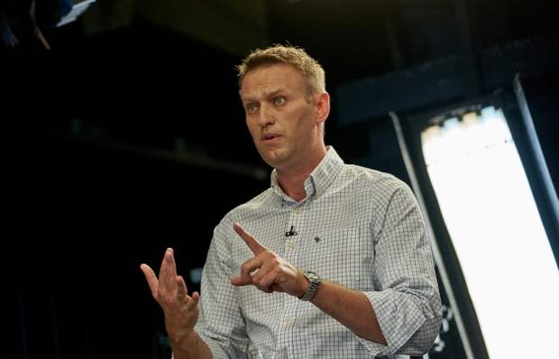 В Кремле признали вредным участие Навального в президентских выборах