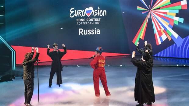 Манижа в полуфинале Евровидения получила высокие оценки зарубежных СМИ