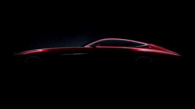 Прославляя Exelero: Mercedes-Maybach покажет суперроскошное купе