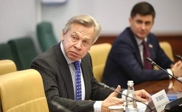 Железный аргумент Пушкова поставил точку в спорах о великодержавности России