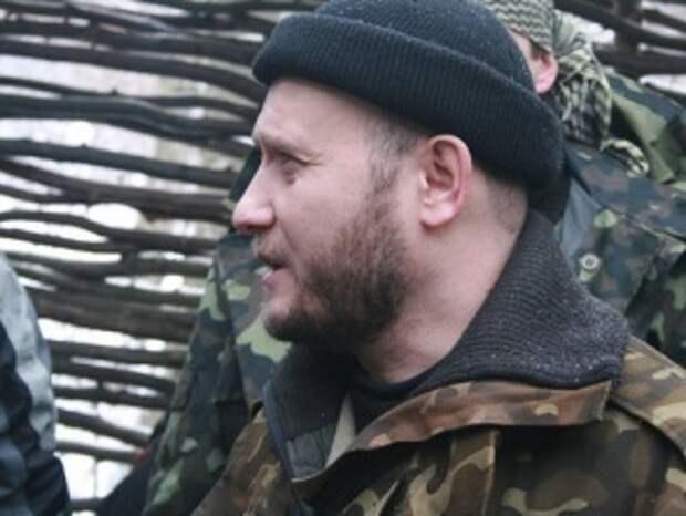 Ярош рассказал о потерях «Правого сектора» в боях «под проклятым Иловайском»