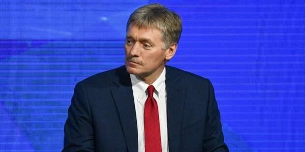 Песков оценил решение УЕФА по форме украинской сборной