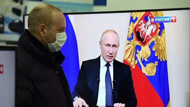 Валерий Рашкин: Путин здоров и будет продолжать пагубную политику по развалу страны