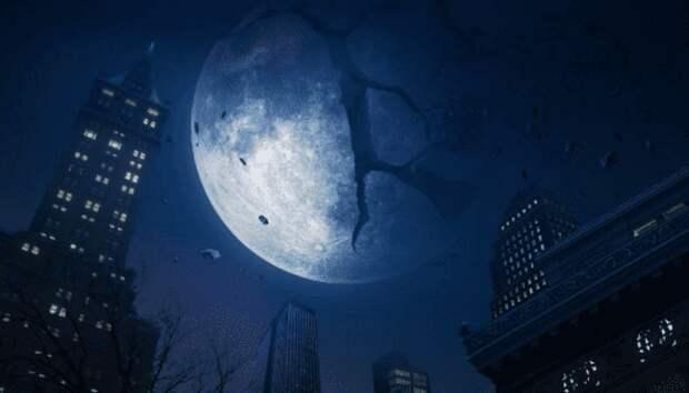 На Рождество землян ждет космический фейерверк: взрыв Луны