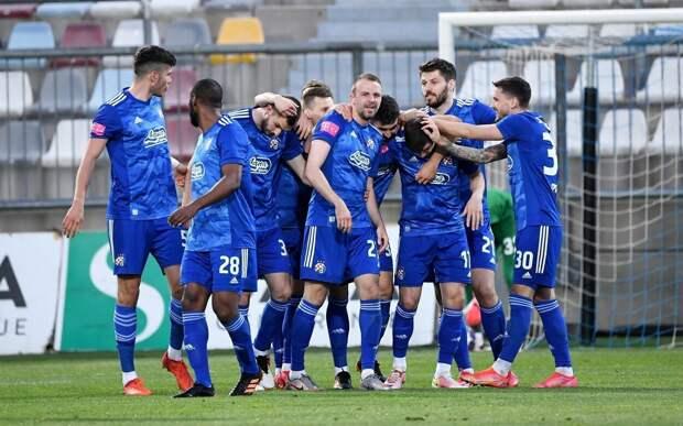«Динамо» из Загреба в 22-й раз стало чемпионом Хорватии