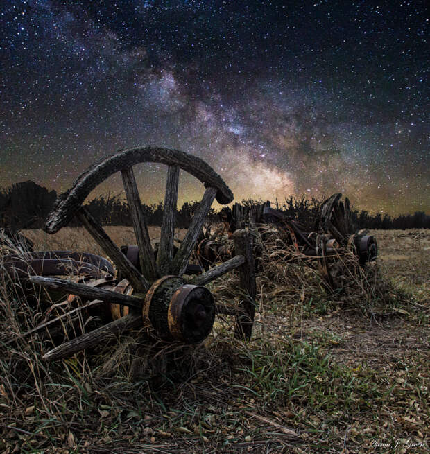 Wagon Decay by Aaron Groen on 500px