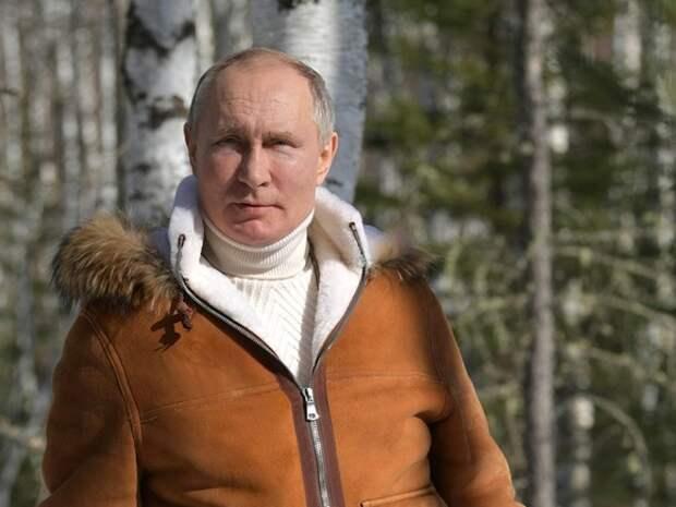 Почему Путин вышел из бункера