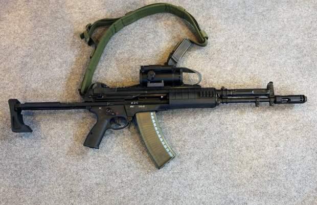 В чём автомат А-545 превосходит ижевский АК-12