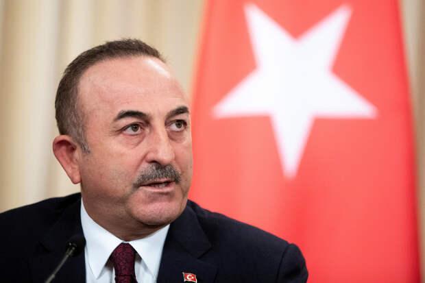 Глава турецкого МИДа призвал создать военный альянс «для защиты палестинцев»