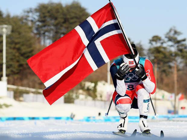 Показательный допинг: норвежские «астматики» не стесняются говорить о своих нарушениях