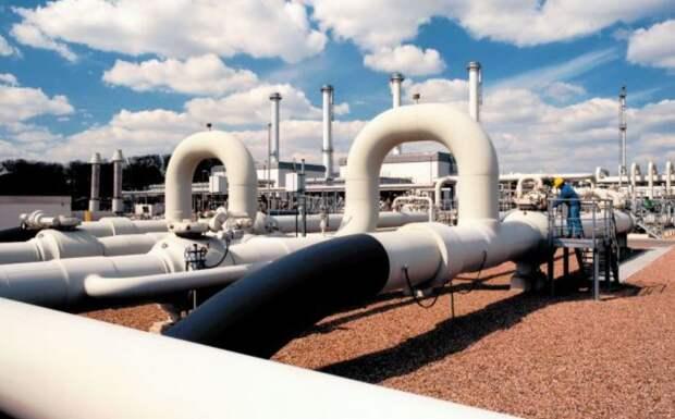 «Газпром» выжал свои запасы в европейских хранилищах почти досуха