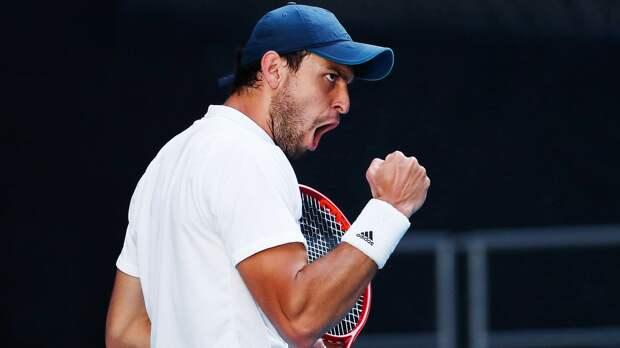 Тарпищев — о выходе Карацева в четвертьфинал Australian Open: «Это подвиг настоящий»