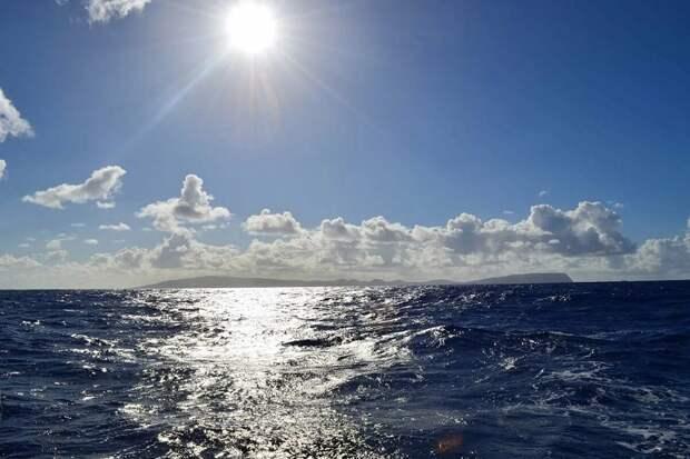 В океане обнаружили следы внеземного вещества