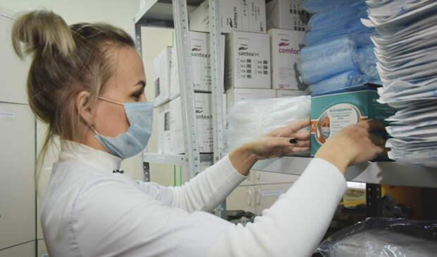 ВТатарстане зарегистрировали еще 34 новых случая заражения COVID-19