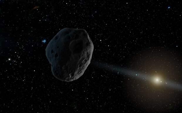 Астрономы открыли два небесных тела, приближающихся к Земле