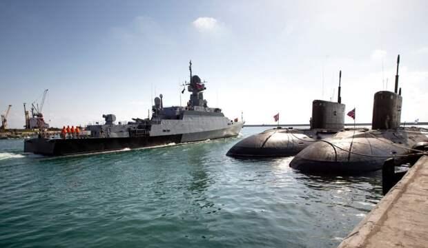 Россия готовится к мощному противостоянию с Израилем и США в Красном море