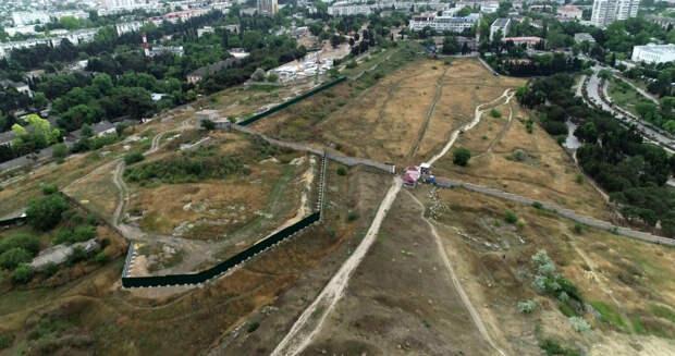 Стали известны масштабы грядущей застройки Южного пригорода Херсонеса