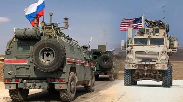 Русский генерал спас американцев от разъяренных сирийцев